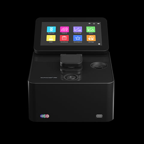 NanoPhotometer-NP80-spectrophotometer-implen-nanophotometer-spectrophotometer-nanodrop-alternative